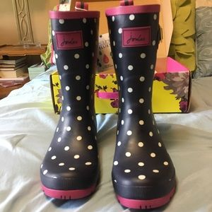Joules Molly welly boots